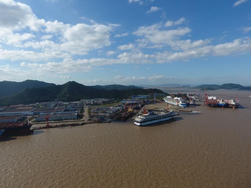 中国船厂着眼邮轮改装业务